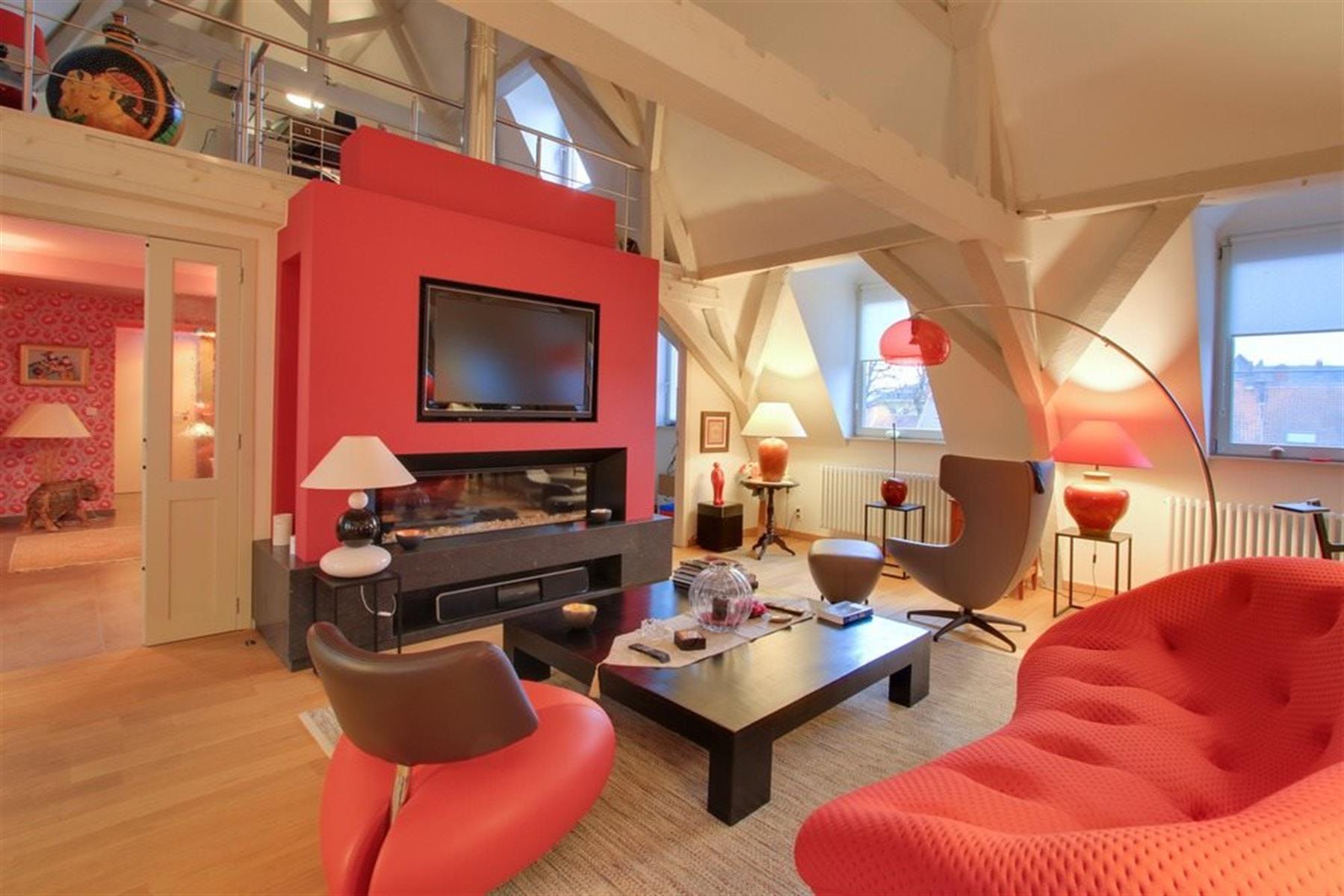 Penthouse à deux pas de la Grand Place de Tournai !