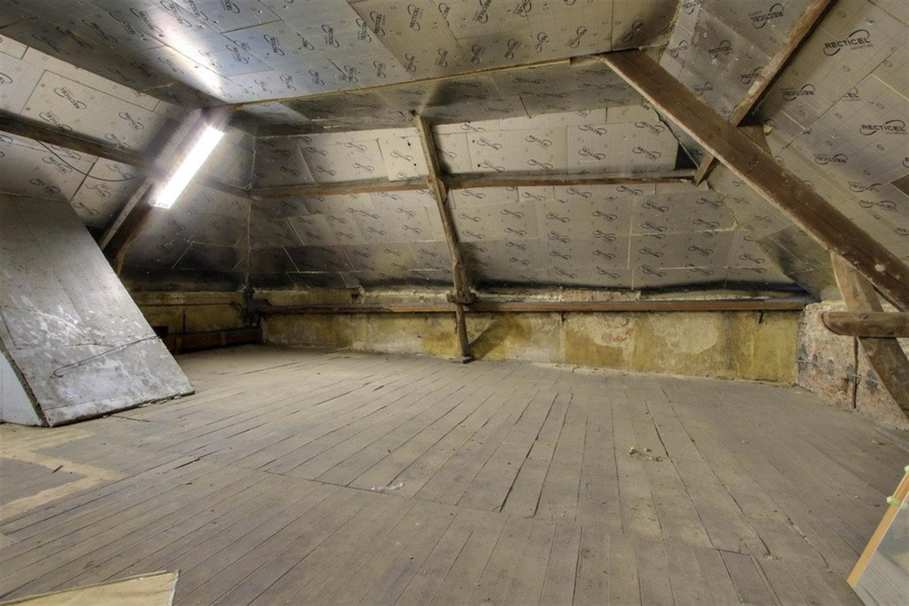 Maison de maître avec garage
