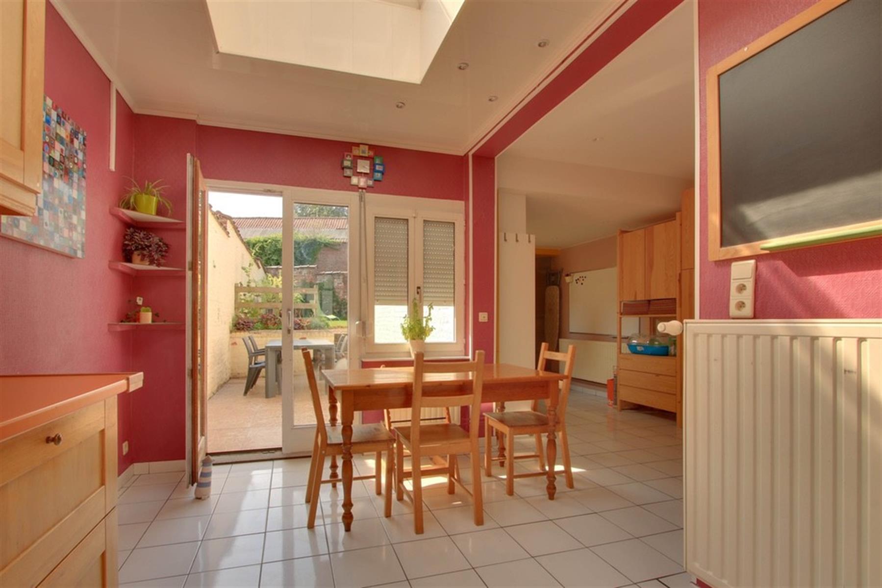 Agréable maison 4 chambres avec jardin sud-ouest !