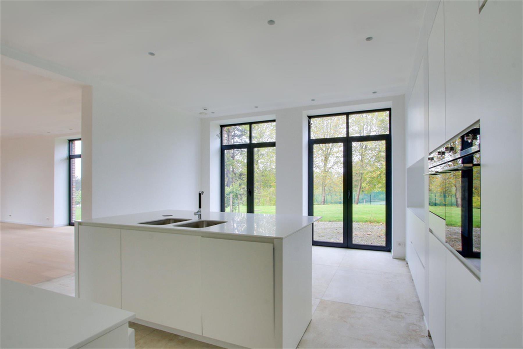Appartement de 220 m² avec jardin au Bois Fichaux